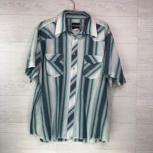 Wranglers Shirt Men's Size XXL